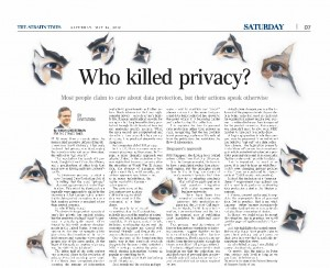 Who Killed Privacy?