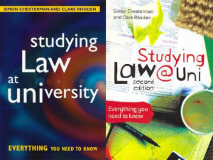 Studying Law at University