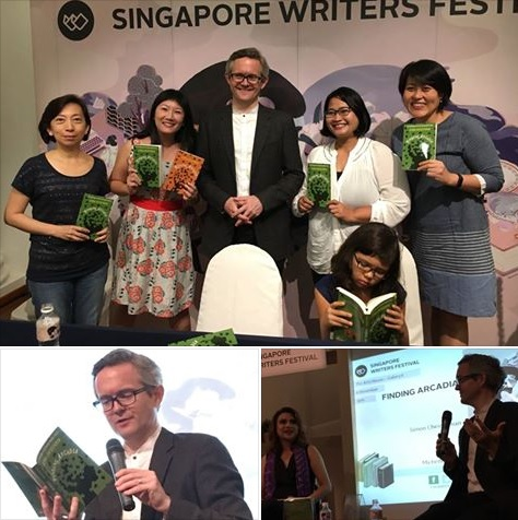 Singapore Writers Festival 2016