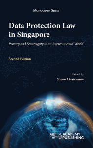 Data Protection Law in Singapore (2nd edition)