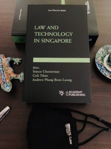 Law and Technology in Singapore
